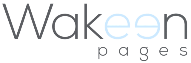 wakeen pages logo